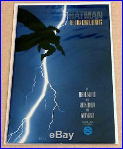 1986 Batman The Dark Knight Returns 1 2 3 4 DC Comics Set Frank Miller Jla Joker
