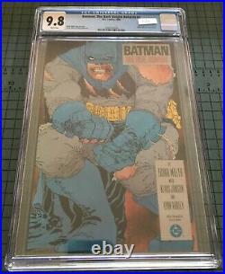 1986 Batman the Dark Knight Returns CGC 9.8 Pop 524