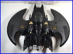 1989 1990 Kenner Batman Turbojet Batwing The Dark Knight Collection
