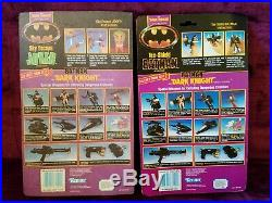 1990 BATMAN THE DARK KNIGHT COLLECTION ACTION FIGURES LOT of (4) NEW $100