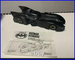 1990 Batmobile The Dark Knight Collection Kenner