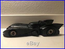 1990 Batmobile The Dark Knight Collection Kenner 1989 Michael Keaton Tim Burton