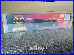 1990 Kenner Batman The Dark Knight Collection Batmobile Factory Sealed Afa 85
