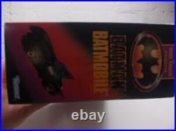 1990 Kenner The Dark Knight Collection Batmobile (Factory Sealed) Batman Keaton