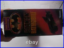 1990 Kenner The Dark Knight Collection Batmobile (Factory Sealed) Batman Keaton