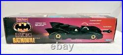 1990 Vintage Kenner Michael Keaton Batman The Dark Knight Collection Batmobile