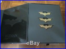 1/6 Scale Hottoys DX02 Batman The Dark Knight Collectible Figure