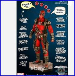 1/6 Sixth Scale Marvel Deadpool Figure by Sideshow Collectibles