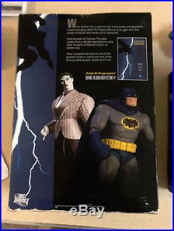 2009 DC Direct Batman The Dark Knight Returns Collector Set #1 Frank Miller Rare