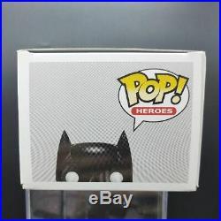 Authentic Batman (The Dark Knight Rises) (Patina) Funko Pop