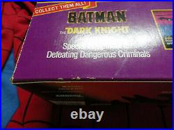 BATCOPTER 1990 The Dark Knight Collection Kenner Keaton Burton MIB Sealed
