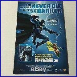 BATMAN LEGENDS OF THE DARK KNIGHT #1 Variant 125 Stephen Platt 2013 NM to NM+