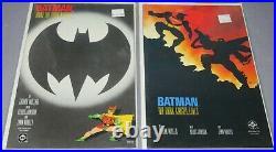 BATMAN THE DARK KNIGHT RETURNS #1 2 3 4 1st Prints (Full Run 1-4) DC Comics 1986