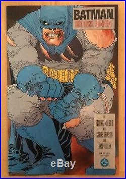BATMAN THE DARK KNIGHT RETURNS #1-4 NM/MNT ALL 1st Prints Full Set Never READ
