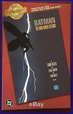 BATMAN THE DARK KNIGHT RETURNS 6 Comic Lot Collection All 1ST PRINTS 8.5 VF+