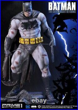 BATMAN THE DARK KNIGHT RETURNS Prime 1 Museum Masterline Statue EXCLUSIVE