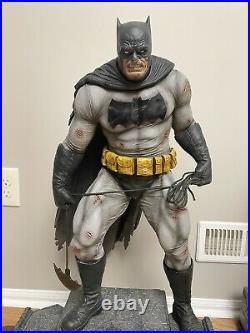 BATMAN THE DARK KNIGHT RETURNS Prime 1 Museum Masterline Statue Regular Version