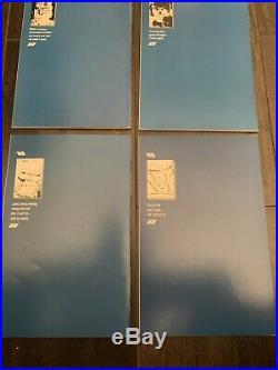 BATMAN THE DARK KNIGHT RETURNS SET MILLER. 1,3,4 1st Prints. #2 Is 2nd Print