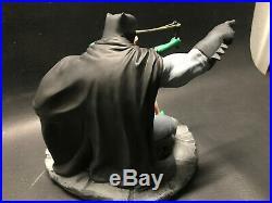 BATMAN THE DARK KNIGHT STRIKES AGAIN ROBIN STATUE Sculpted by WILLIAM PAQUET