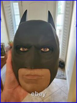 BATMAN The Dark Knight 11 life size bust HCGChristian Bale157/750