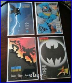 BATMAN The Dark Knight #1-4 LOT 1986 1st Print Frank Miller