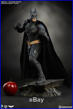BATMAN The Dark Knight Premium format statue by Sideshow Exclusive edition