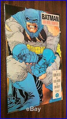 BATMAN The Dark Knight Returns (1986 DC) - #1 2 3 4 - FULL Series - #1 1st NM