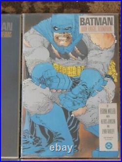 BATMAN The Dark Knight Returns 1-4 First Printing Mint Frank Miller