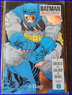 BATMAN The Dark Knight Returns (1st Editions), Nos. 1 4