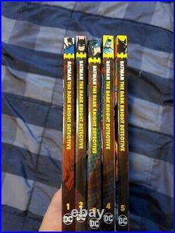 BATMAN the dark knight detective vol 1 2 3 4 5 tp TPB tp OMNIBUS oop