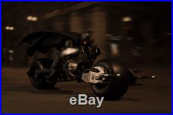 Bandai Tamashii S. H. Figuarts Batman The Dark Knight Bat-Pod Action Figure USA