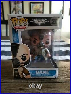 Bane The Dark Knight Rises Funko Pop