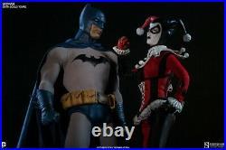 Batman 16 Scale Figure Sideshow Collectibles Hot Toys 1/6 DC NIB Sealed RARE