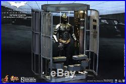Batman Armory Alfred & Bruce Wayne The Dark Knight 1/6 12 Figur MMS236 Hot Toys