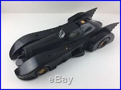 Batman Batmissile Batmobile The Dark Knight Collection Kenner