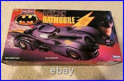 Batman Batmobile Kenner Keaton Dark Knight Collection