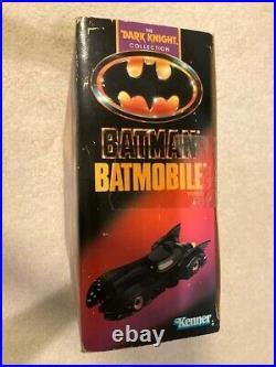 Batman Batmobile Kenner Michael Keaton Dark Knight Collection Firing Missle