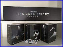 Batman Begins The Dark Knight Bluray HDZeta steelbook collections with Motherbox