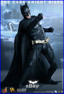 Batman Bruce Wayne The Dark Knight Rises 1/6 12 Figur DX12 Hot Toys