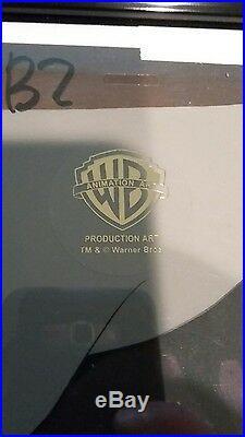 Batman Dark Knight Returns Legends of the Dark Knight original production cel