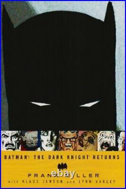 Batman Dark Knight Returns by Miller, Frank Paperback Book The Fast Free