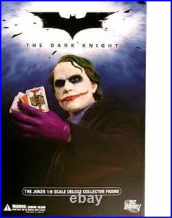 Batman Dark Knight The JOKER 1/6 scale 13 inch Collectible Action Figure