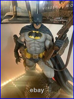 Batman Dark Knight The Master Race Prime 1 Statue Deluxe Exclusive 1/3 Sideshow
