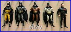 Batman Kenner The Dark Knight Collection Batman Returns 14 figure lot