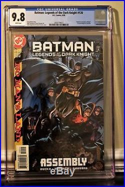 Batman Legend Of The Dark Knight #120 Cgc 9.8 White 1st Batgirl In Costume