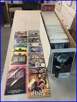 Batman Legends Of The Dark Knight #0, 1 214 + more (VF/NM) Complete Run Sets