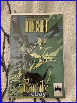 Batman Legends Of The Dark Knight #0-214 Complete Set (1989-2007) DC Comics