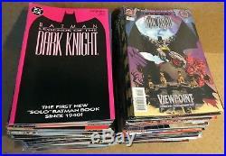 Batman Legends Of The Dark Knight Full Run 1 214 COMPLETE SERIES and #0