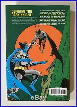 Batman Legends Of the Dark Knight Jim Aparo Vol. 1 DC Comics Hardcover 1st Print