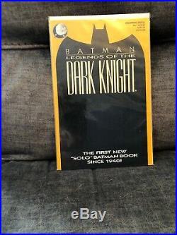 Batman Legends of The Dark Knight (DC Comics) Complete #0 + 1-214 + ANN 1, 2, 4